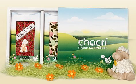 Easter Gift Box by chocri with recommended creations