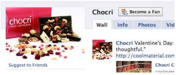 chocri on facebook