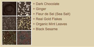 The Leah Culver Chocolate Bar by chocri for sxsw