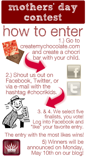 chocri mothers day contest