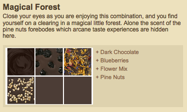 Magical Forest Recommended Creation