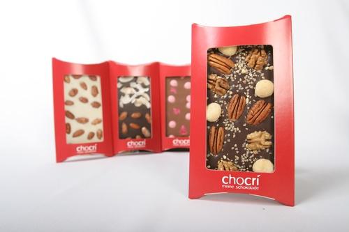 Four Chocolate Bars